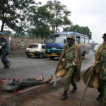 Kenyan Post Election Violence